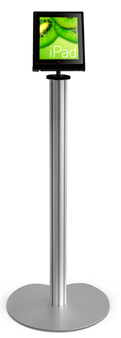 Ipad Exhibition Stand Hire : Ipad column centro stand tcs is a versatile locked