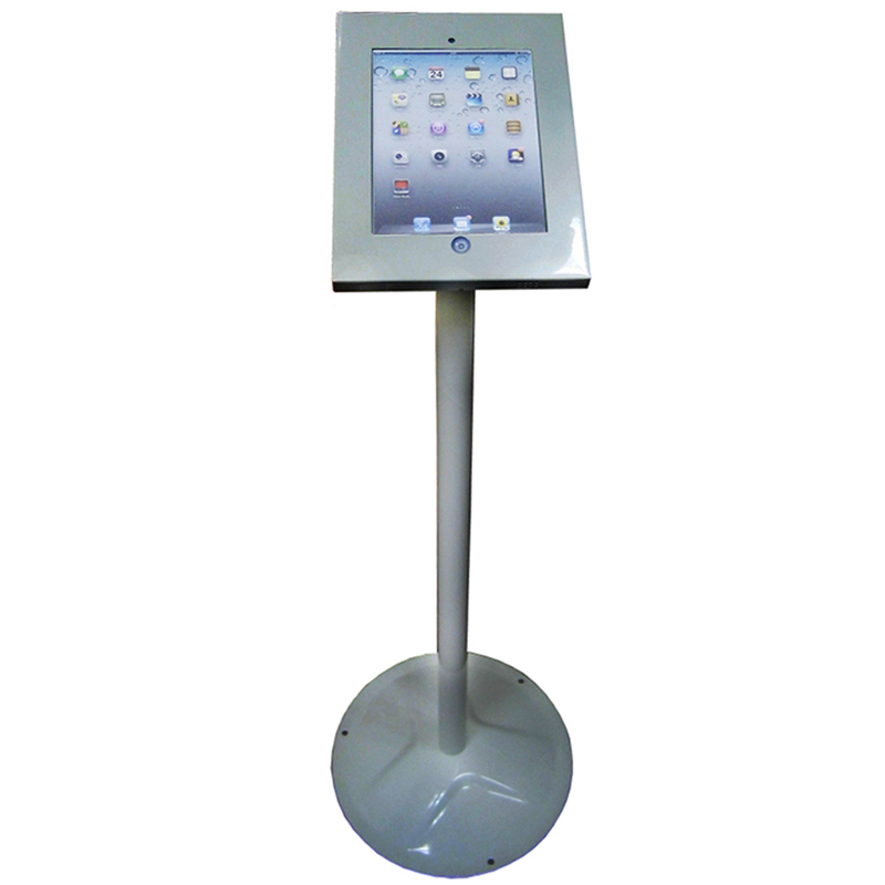 Outdoor Exhibition Stand Hire : Ipad stand freestanding and lock for exhibitions events