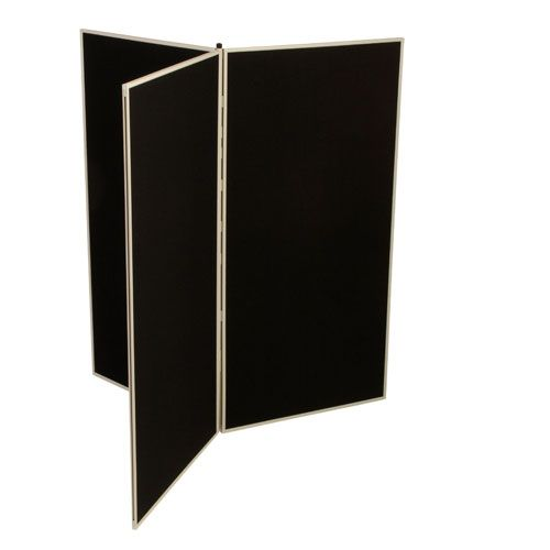 Exhibition Stand Panels : Plastic frames folding display panels in different sizes