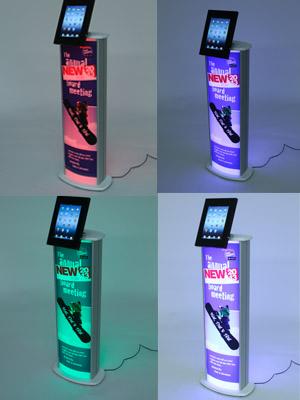 Ipad Slimline Column Lightbox Counter Is A Fantastic