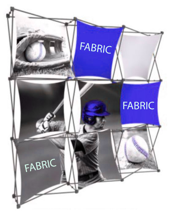 Fabric Pop Up Is The Lightweight Non-Magnetic Pop Up