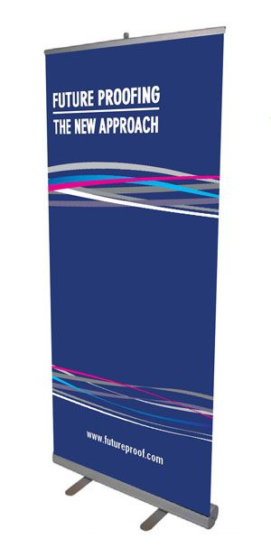 G3 Roll Up Pullup Banner Stand with bag and high quality graphic panel