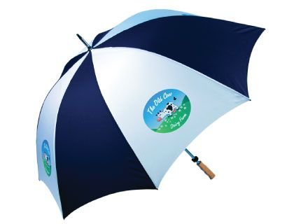 Our Printed Golf Umbrellas are ideal for maximising your outdoor summer promotion.