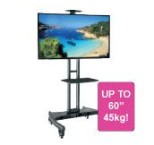LCD-Plasma Screen Stand Up To 60""