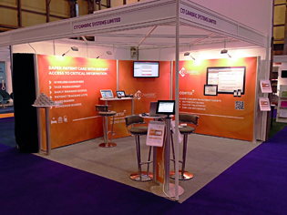 Exhibition Shell Scheme : Exhibition stands for shell scheme stands including pop up