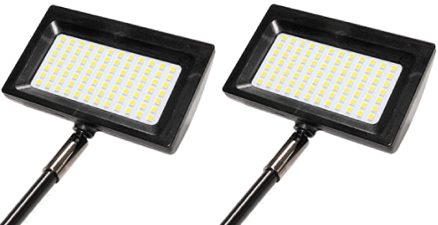 Pair Formulate LED lights