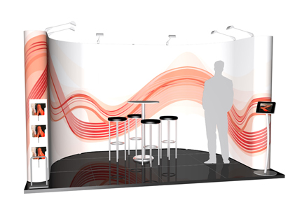 idea for exhibition stand