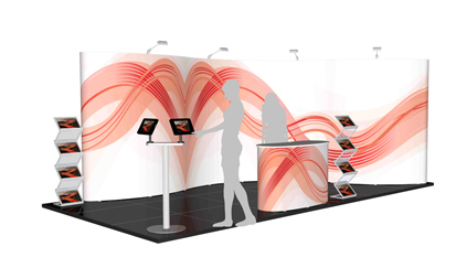 exhibition stand idea