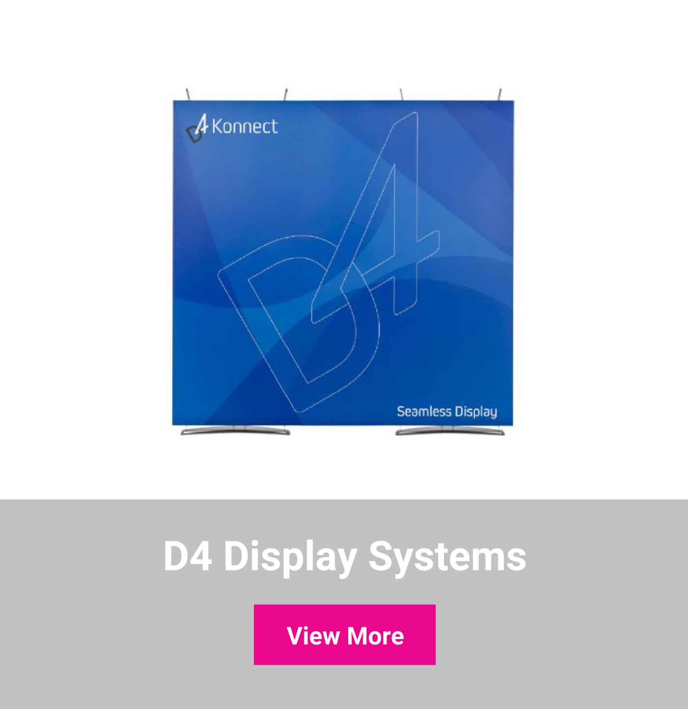 Shop D4 display systems