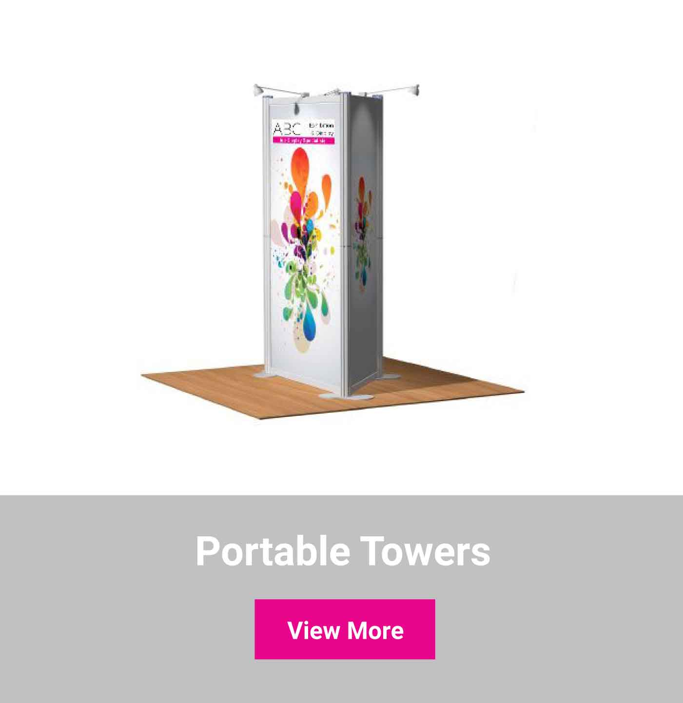 Shop portable towers