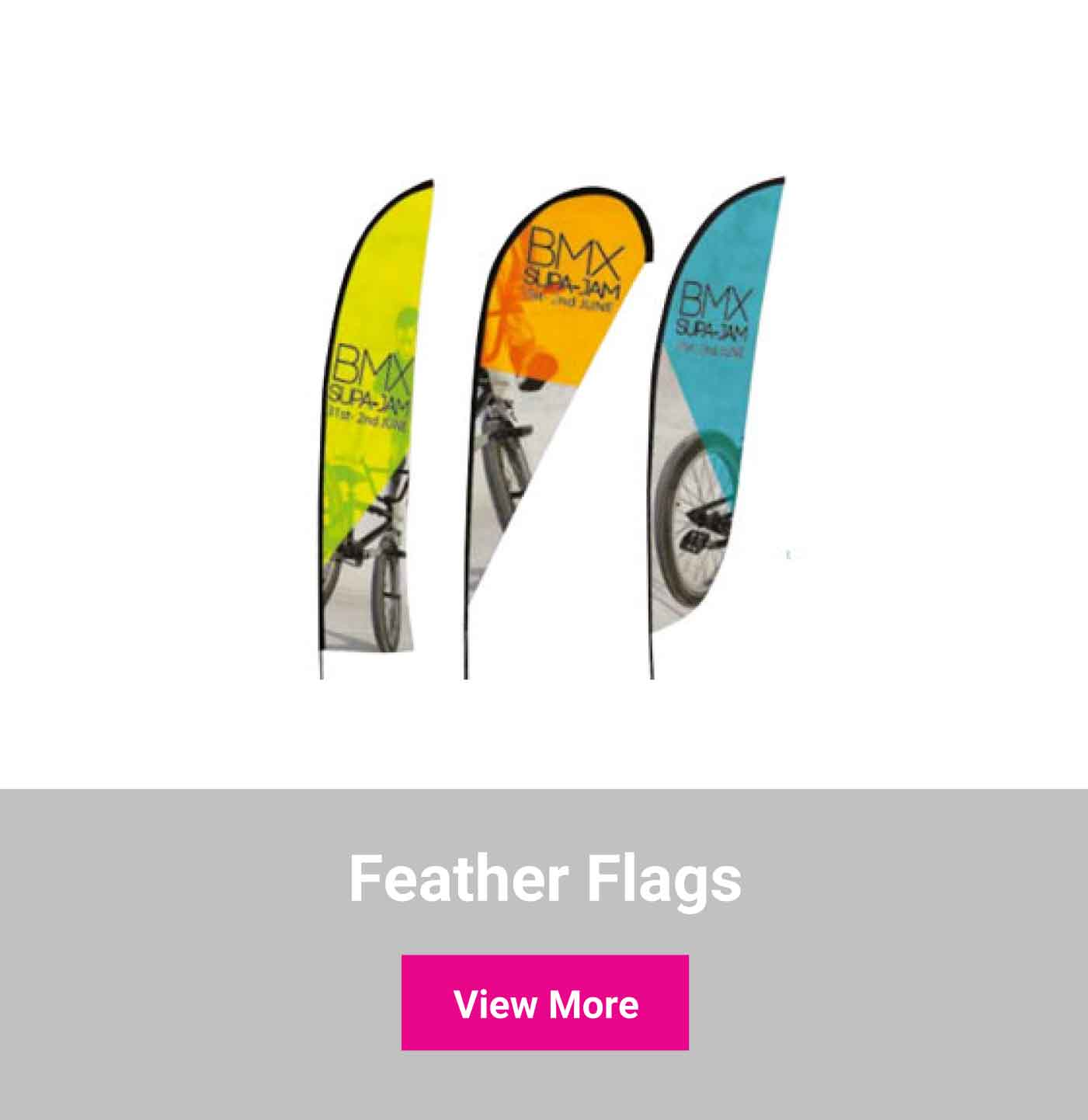 Shop feather flags