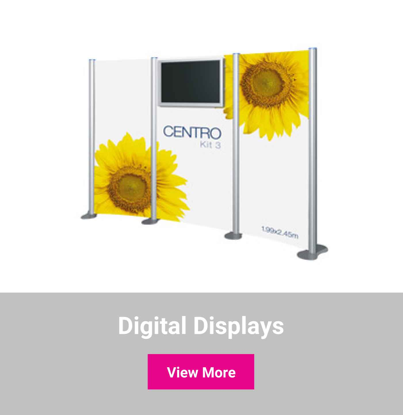 Shop digital displays